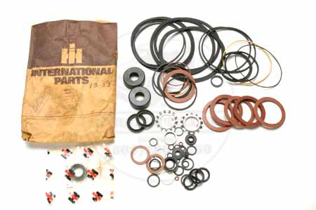 Power Steering O'Ring Kit - New Old Stock - International Harvester