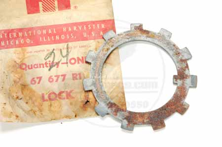 Lock ring washer   - New Old Stock international harvester IH