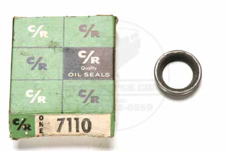 Oil Seal  C/R - International Harvester  - New Old Stock