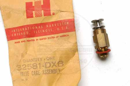 New Old Stock Valve Cage Assembly