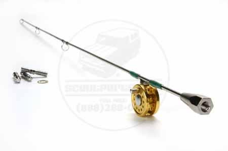 Fly Fishing Rod Antenna Fly - Cast