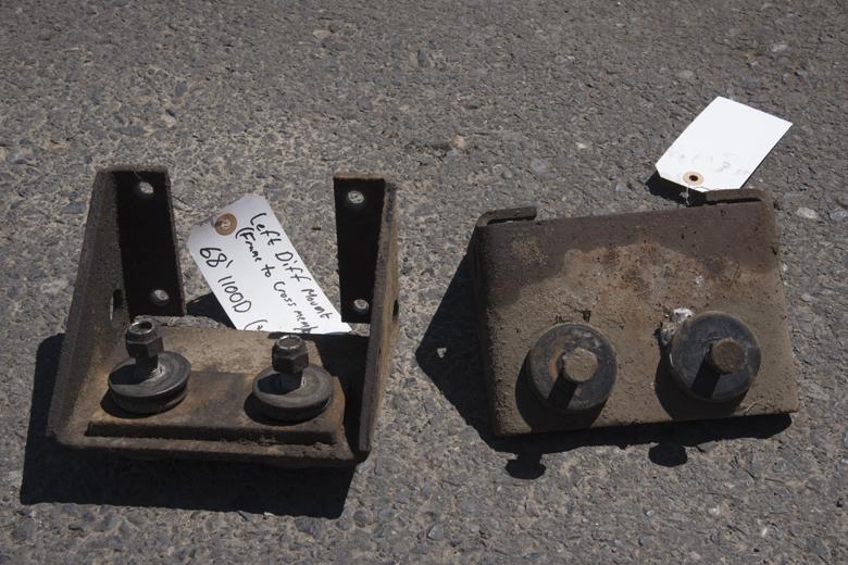 Engine mount Used