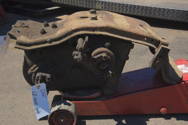 Transfer Case Divorced 3/4 Ton 4x4 Truck Or Travelall.