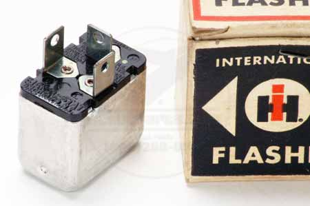 Flasher Unit - New Old Stock