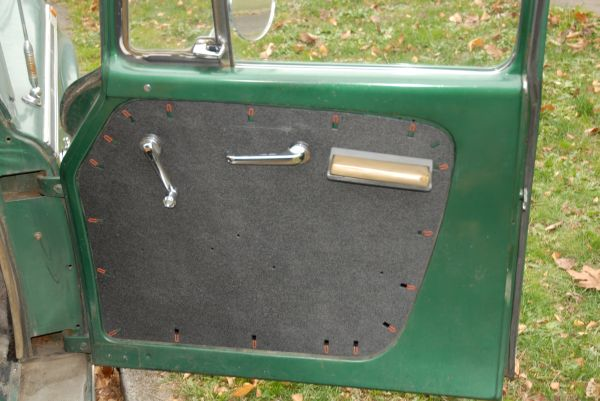 Inner Front Door Panel (pickup / Travelall)