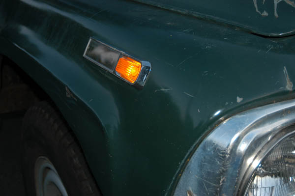 Pickup Front Marker Lens (For Fender)
