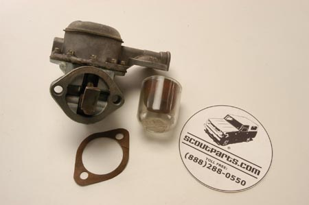 Fuel Pump For IHC Inline Engines