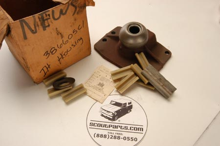 5-Speed Control Lever Housing, New Old Stock
