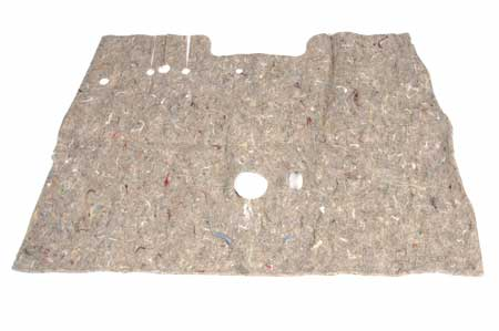 Floor Carpet Pad For International KB1