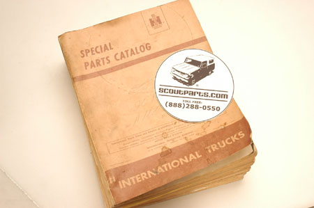 Truck 2000 Series Parts Catalog