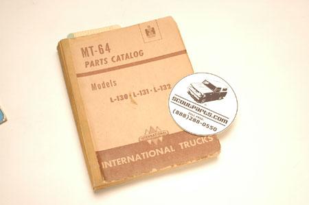 Truck Parts Catalog - MT-64  -  L-Series Trucks