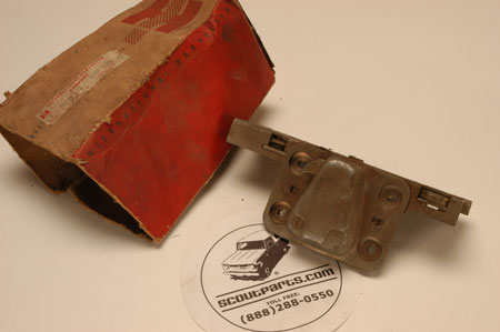 Truck Door Lock New Old Stock - 1950's