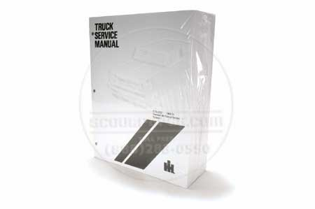 Travelall/Pickup 62-71 Service Manual