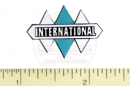 International Triple Diamond Pin