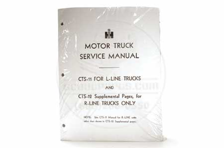 Service Manual R-Line 1953-1955 (635 pgs)