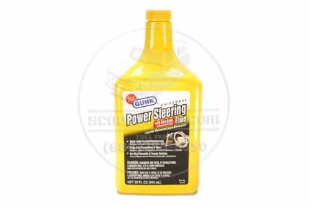 Power Steeering Leakless Fluid