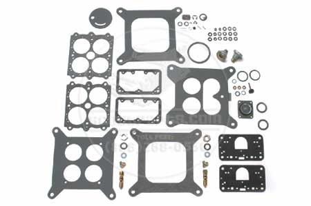 4 Barrel Carburetor Rebuild Kit