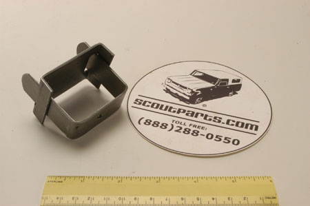 Replacement Leaf Spring Clamps