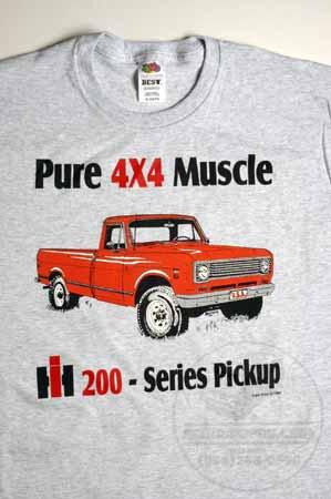 IH 200 - Series Pickup