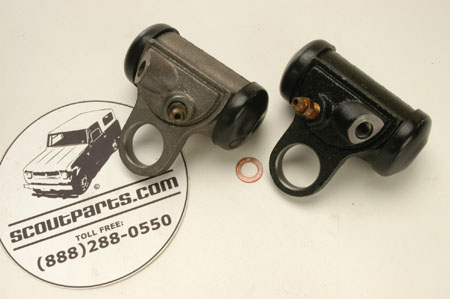 Wheel Cylinders Front for 2WD 1000/1010