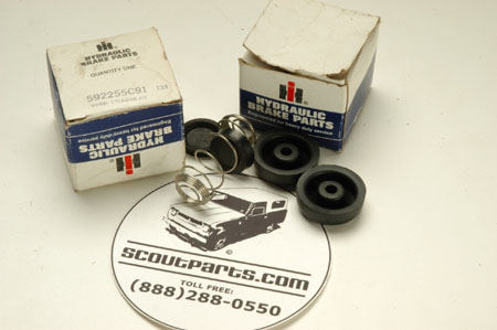 Brake Rebuild Kit Hydraulic - New Old Stock