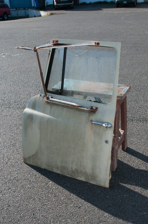 Door - Front Driver Side - Used