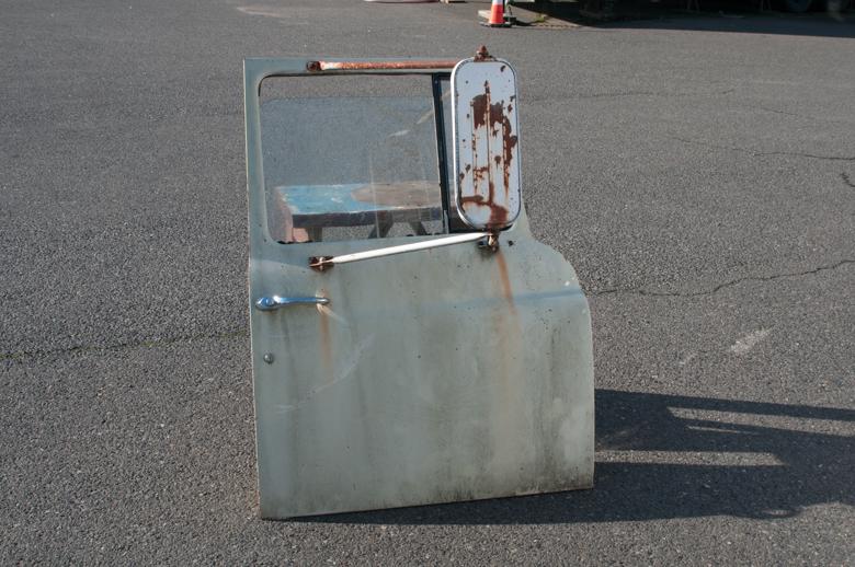 Door passenger side front