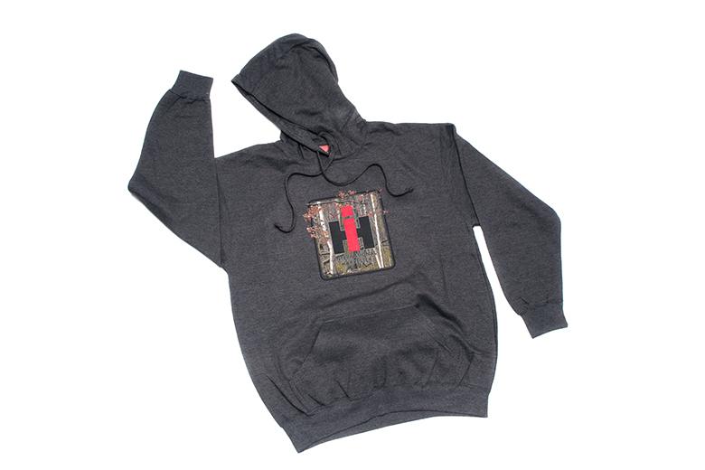 Camo IH logo sweatshirt