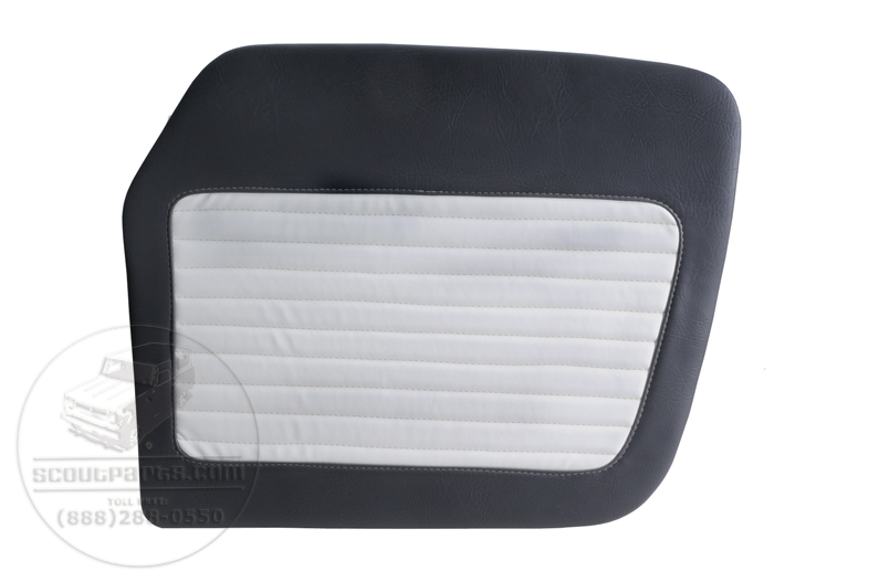 Door Panels - Travelall,  Pickup 61-68