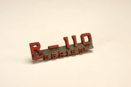 R-110 Side Emblem