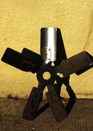 Cooling Fan  Five Blade.