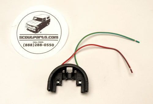 Coil Harness Pigtail for AMC V8