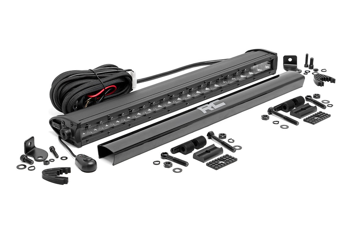 20in Single Row Rough Country CREE LED Light Bar