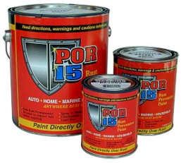 POR-15 Rust Preventive Paint - GALLON