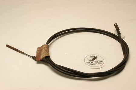 E-Brake Cable   - New Old Stock