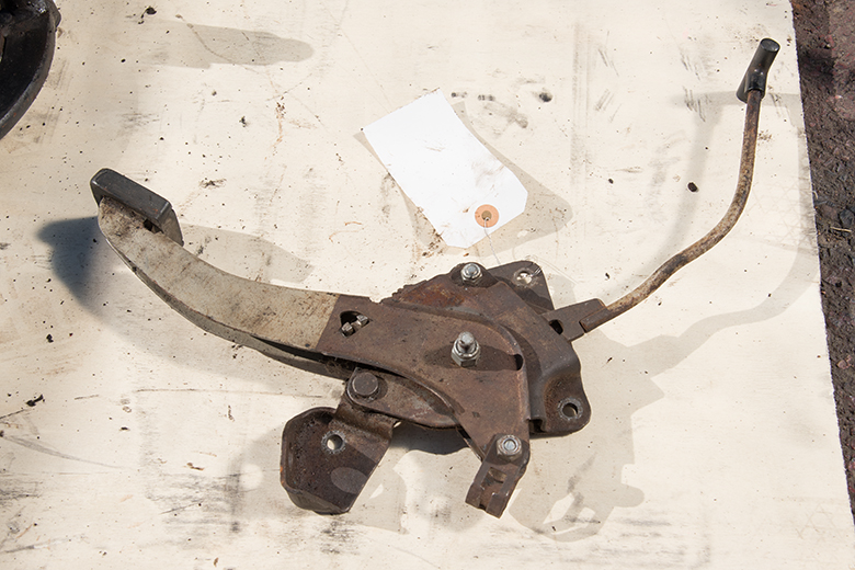 Emergency Brake Pedal - used