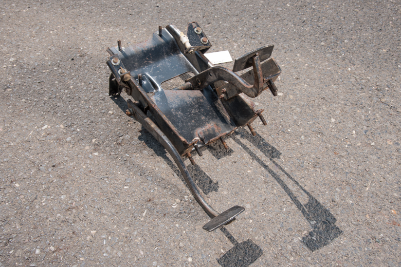 Brake And Clutch Pedals - Used
