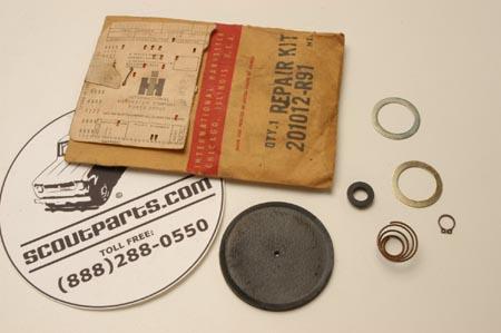 Repair Kit- new old stock - International Harvester