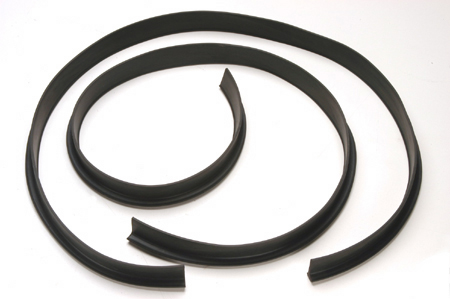Fender To Body Seal - Pick-Ups Only (For Front Fenders) - PAIR