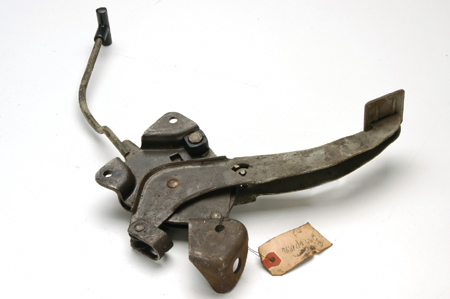 Parking Brake Pedal Assembly  - NEW OLD STOCK.