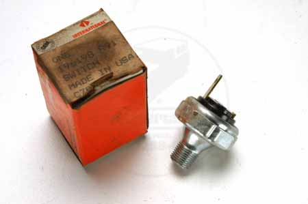 New Old Stock Warning Light Switch