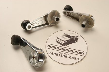 Window Regulator Handle (Window Crank)